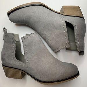 Olivia Miller 'Healy' Chunky Heel Booties - 7.5 -